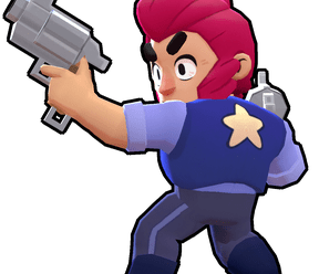 Colt — герой Brawl Stars