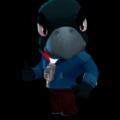 Crow — герой Brawl Stars