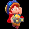 Jessie — герой Brawl Stars