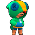 Leon — Brawl Stars Новый Персонаж