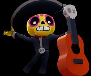 Poco — герой Brawl Stars